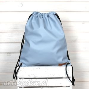 plecaki worek plecak gołębi, plecak, worek, ekologiczny, hipsterski, szary