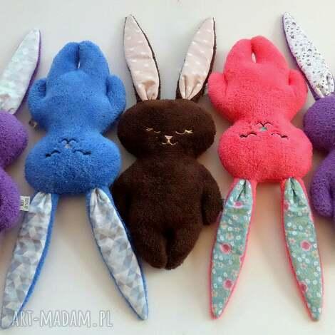 wyjątkowy prezent, luluś brązowy, królik, zajączek