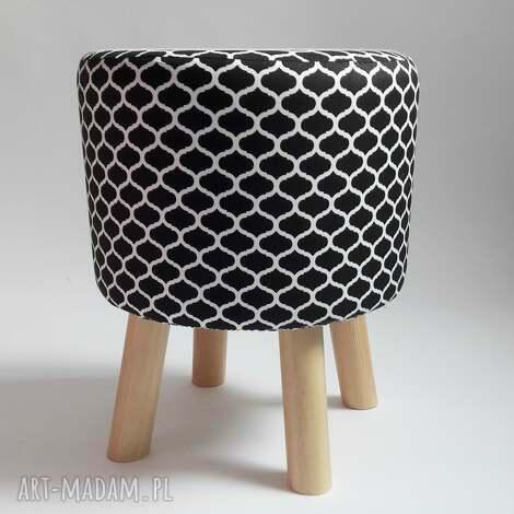 święta prezent, pufy pufa czarne maroco , puf, stołek, taboret, maroco, dziecko