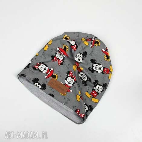 czapka myszka mickey minnie - czapka, beanie, myszka, minnie, prezent, disney
