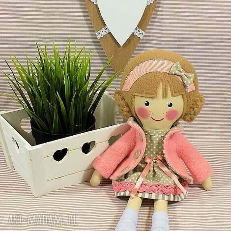 malowana lala danusia, lalka, zabawka, przytulanka, prezent, niespodzianka, dziecko