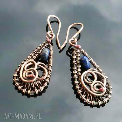 carina, wirewrapping biżuteria