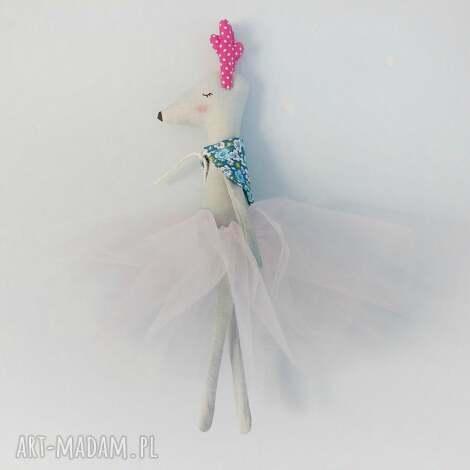 lalki jelonek baletnica, tilda, jelonek, lalka, przytulanka, zabawka dla