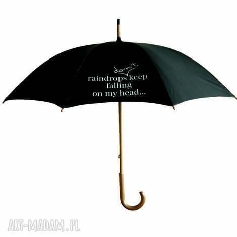 raindrops dont keep falling on my head , parasol, parasolki, parasole, prezent