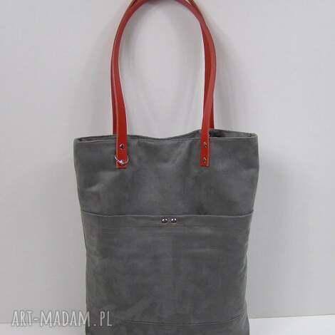 mawert torba na ramię do pracy , torba, torebka, wygoda, skóra, alkantra