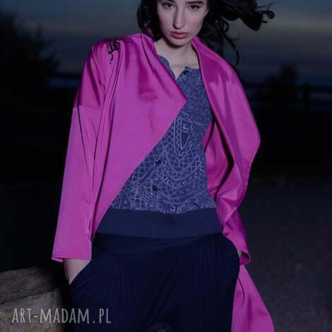 bluzka mozaika, bluza, bluzka, onesize, uniwersalna, nunmi bluzki ubrania