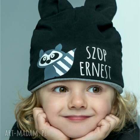 ubranka czapka i komin , modna, wygodna, diversodesign, czapka, komin, dzieci