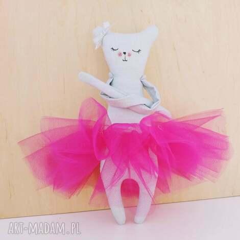 miś baletnica, tilda, miś, przytulanka, lalka, tiulowa maskotki