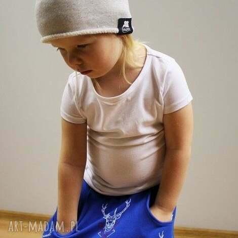 spodnie baggy dla chłopca i dziewczynki, spodnie, baggy, unisex, chłopiec