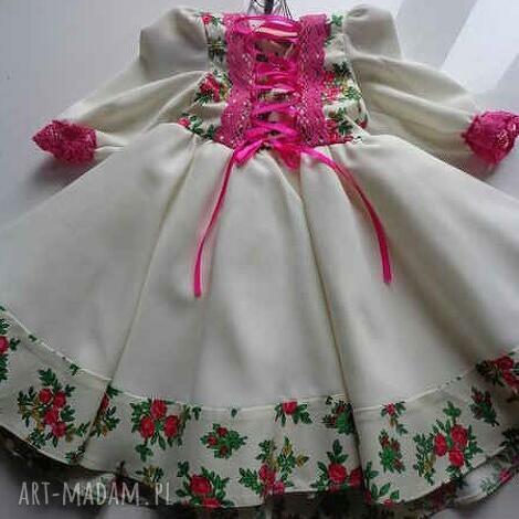 prezenty na święta, kids folk design sukienka , dla dziecka