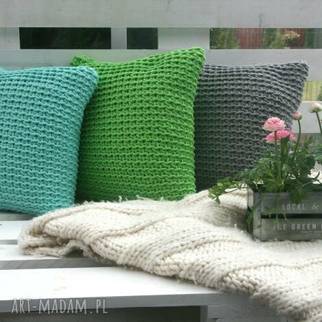 zestaw poduszek 3 sztuki, wiosna, zielony, poduchy poduszki dom, oryginalne prezenty