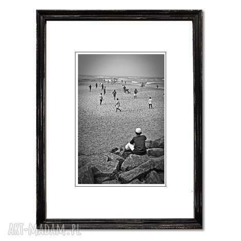 fan, fotografia autorska, fotografia, morze, ludzie, sport, indie dom