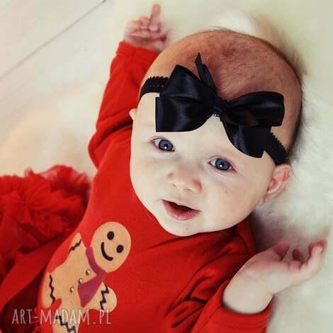 opaski opaska kokardka na gumce dla dziewczynki , opaska, dziewczynka, niemowlak