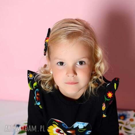 ubranka bluza folk, łowicz, łowicki dla dziecka, wyjątkowy prezent