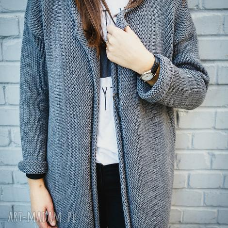 swetry luźny rozpinany sweter, rozpinany, kardigan, wełna ubrania