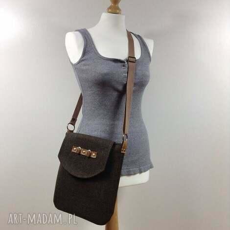 mawert torba na ramię listonoszka , torba, torebka, listonoszka, rękodzieło torebki