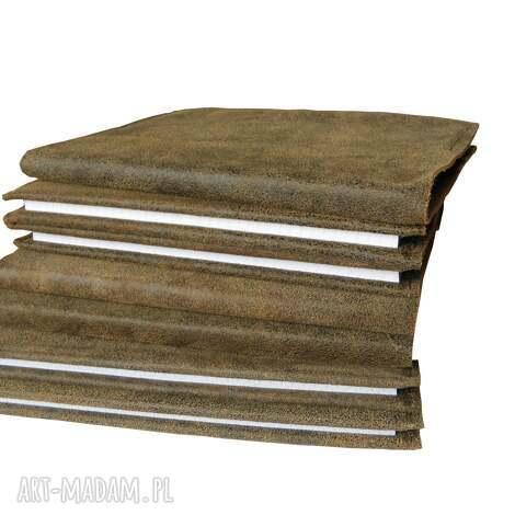notesy skórzana okładka na zeszyt notatnik a5, okładka, notatnik, zeszyt, skóra
