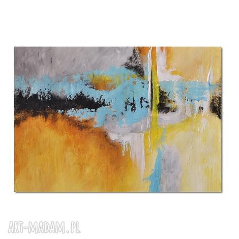 abstrakcja ybtg, nowoczesny obraz ręcznie malowany, obraz, nowoczesny