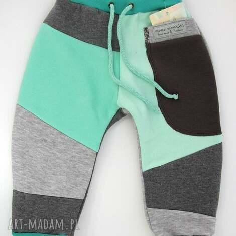 patch pants - eco dresik dziecięcy , ciepłe, dres, bawełna, oryginalne, prezent