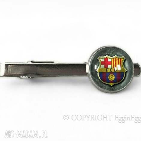 fc barcelona - spinka do krawata, barcelona, piłka, nożna, klub, spinka, krawata