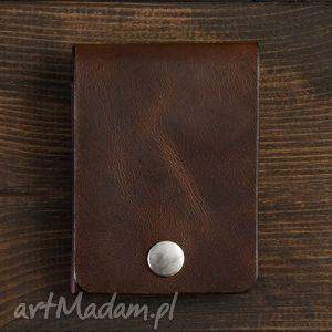Portfel Slim , portfel, klasyczny, minimalistyczny, skórzany, slim, skóra