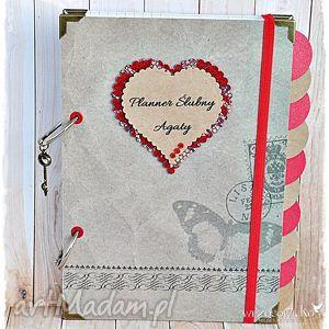 planer ślubny - 10 przekładek , planner, ślubny, planer, ślub, prezent, narzyczona