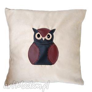 poduszki poduszka owl, sowa, poduszka, sówka, świąteczny prezent