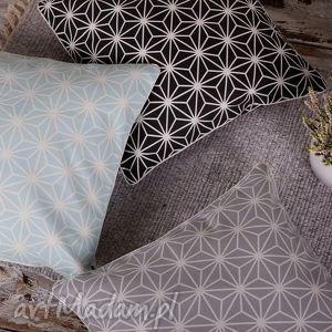 kadaro poszewka na poduszkę diamenty - 3 kolory, poduszki, poduszka