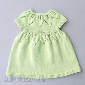 ubranka sukieneczka aya, sukienka, dziewczynka, niemowlę, uroczystość, prezent