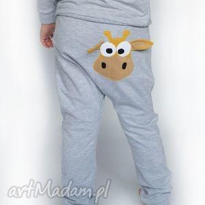ubranka baggy żyrafa, żyrafa dla dziecka, oryginalny prezent