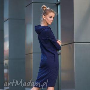 sukienki pincz sukienka dresowa, sukieki ubrania