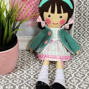 dollsgallery malowana lala kaja, lalka, zabawka, przytulanka, prezent, niespodzianka