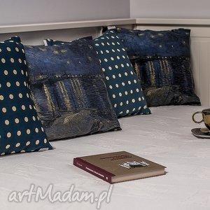 poduszki poszewka na mała poduszkę jasiek - van gogh, impresjonizm, sztuka
