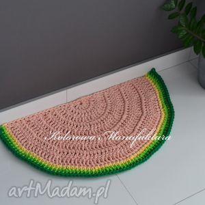 dywan dziecięcy arbuz 80cm, dywan, arbuz, arbuzik, dziecko pokoik dziecka