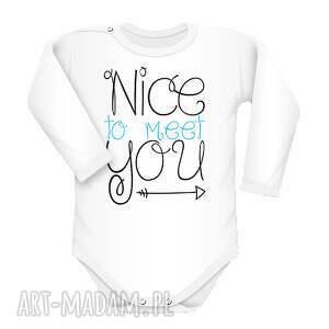 body kulturka, body, tekst, indywidualne, nadruk, śmieszne ubranka dla dziecka
