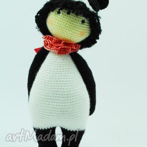Prezent Szydełkowa lalka Panda jak Lallylala, lalka, panda, lallylala, szydełko