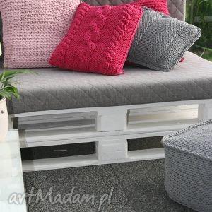 komplet poduszek dekoracyjnych, poduszki, loft, sznurka
