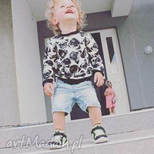 ubranka dresowa bluza - bulldogs, bluza, buldożki, dresowa, unisex dla dziecka