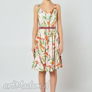Sukienka rokitnikowa, sukienka, jersey, rokitnik, lato