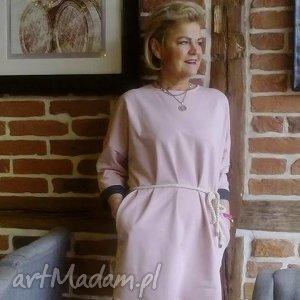 Tunika Trucco, tunika, sukienka, wiosna, onesize, oversize, lato
