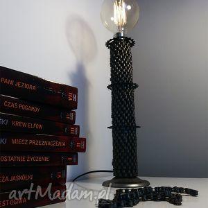 lampy lampa tower light, stół, biurko, lampa, lampka, rower, prezent