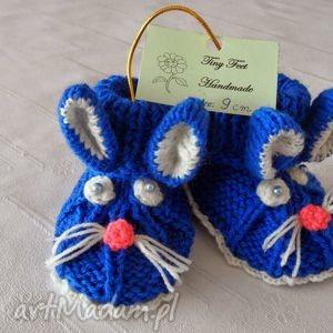 Buciki niemowlęce - Króliczki, buciki, kapciuszki, dziecięce