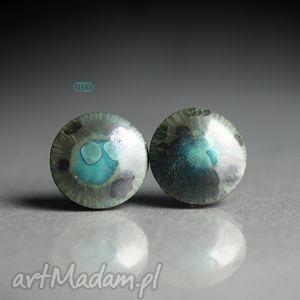 Krystaliczne 11mm, kamionka, ceramika, sztyfty, wkrętki, krystaliczne, plamki