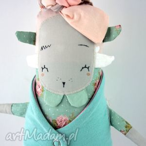 zabawki lubawa lalka przytulanka hand made, oryginalna, prezent