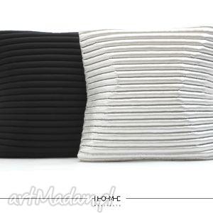 poduszki komplet poduszek colors 50 black, silver, poduszki, poduszka, poduchy