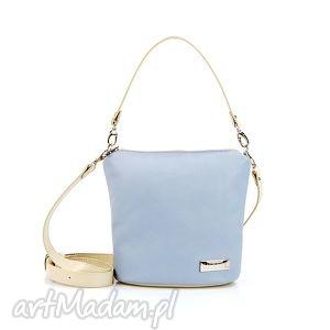 skórzana torebka taszka touch 035, skóra, rękodzieło, galanteria, torebki