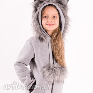 ubranka wilk, bluza dla dziecka