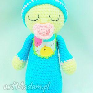 Prezent Szydełkowa lalka bobas, lalka, szydełko, prezent, bezpieczna