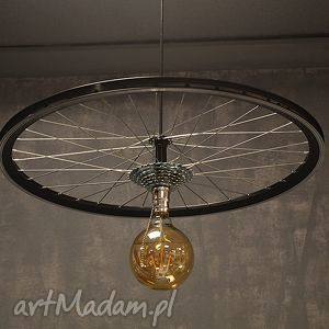 Prezent Lampa wisząca Atelier, lampa, lampka, industrialna, prezent, loftowa, rower