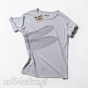 wings koszulka oversize, skrzydla, tshirt, bluzka, unisex, luzna ubrania